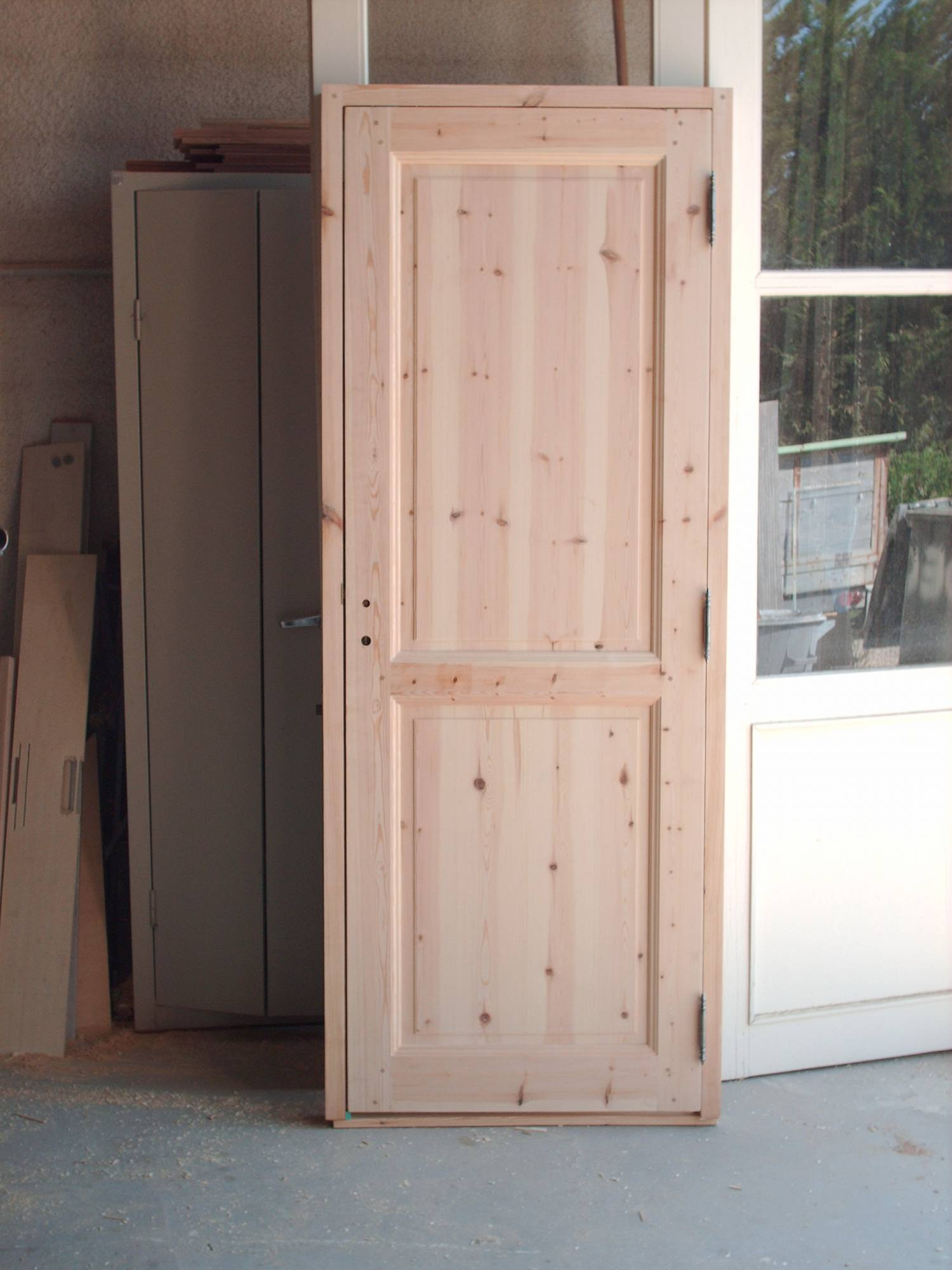 fabricant de porte intrieure en bois pin sylvestre aix en provence