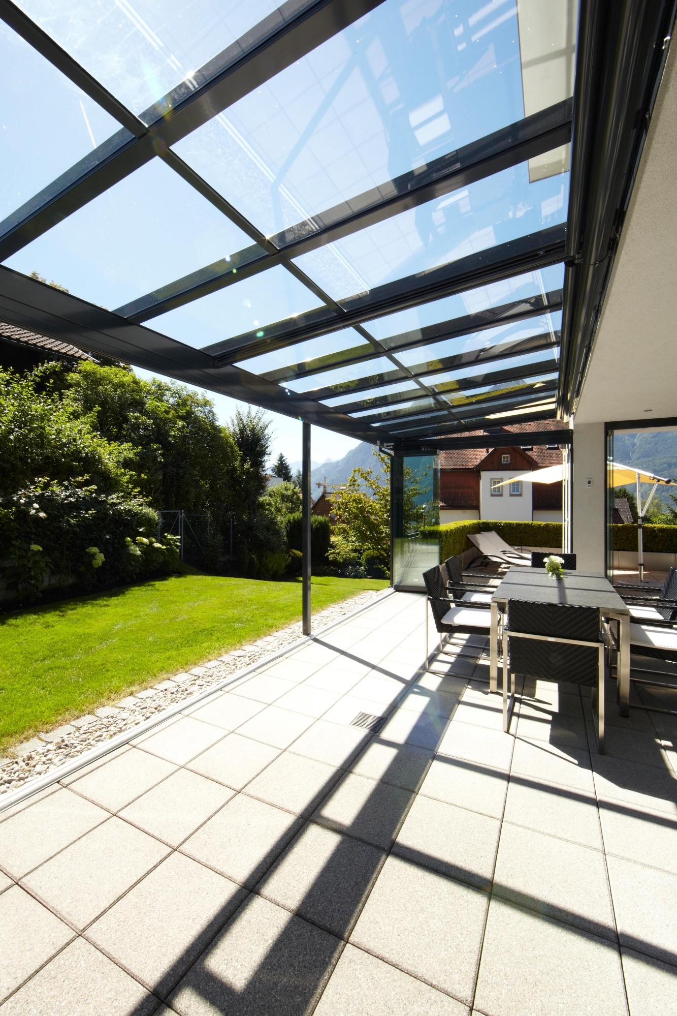 toiture de terrasse